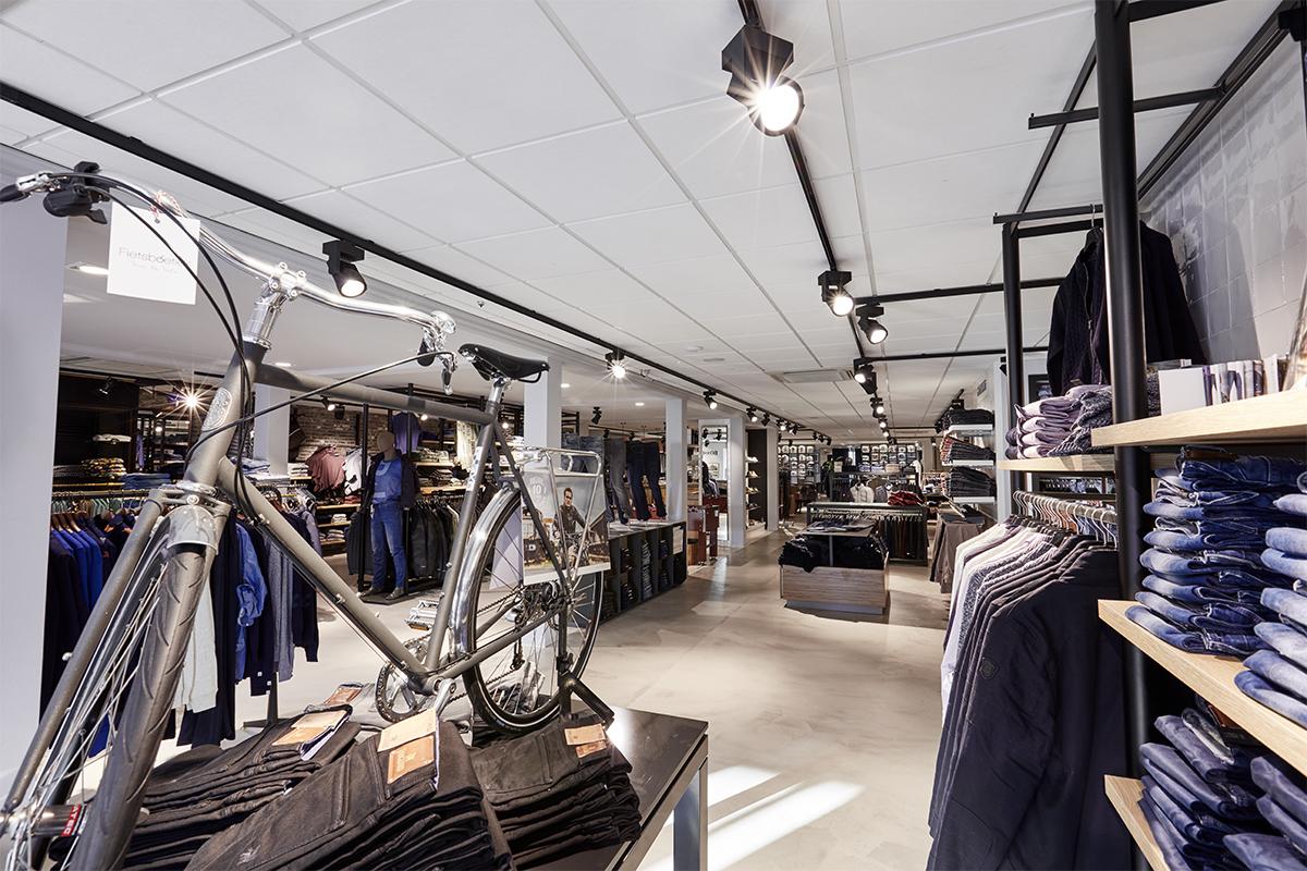 Retail Case Study Fashionshop